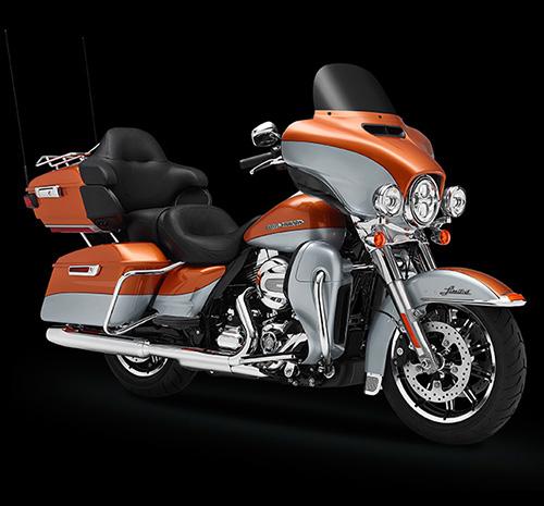 Morgan and Wacker Harley-Davidson 2014 Models